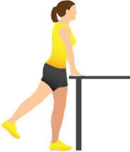Backward Leg Lift Small