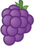 grape flavor icon