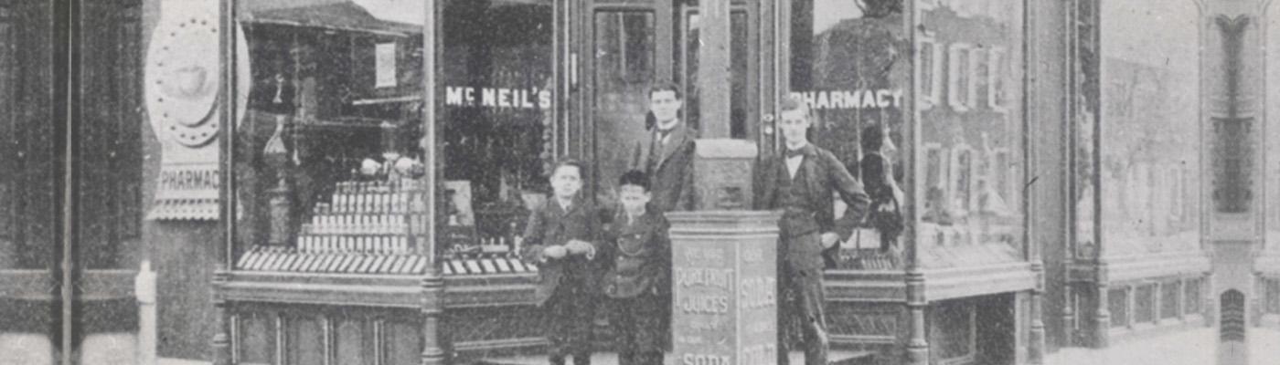 historia de tylenol, farmacia mcneil