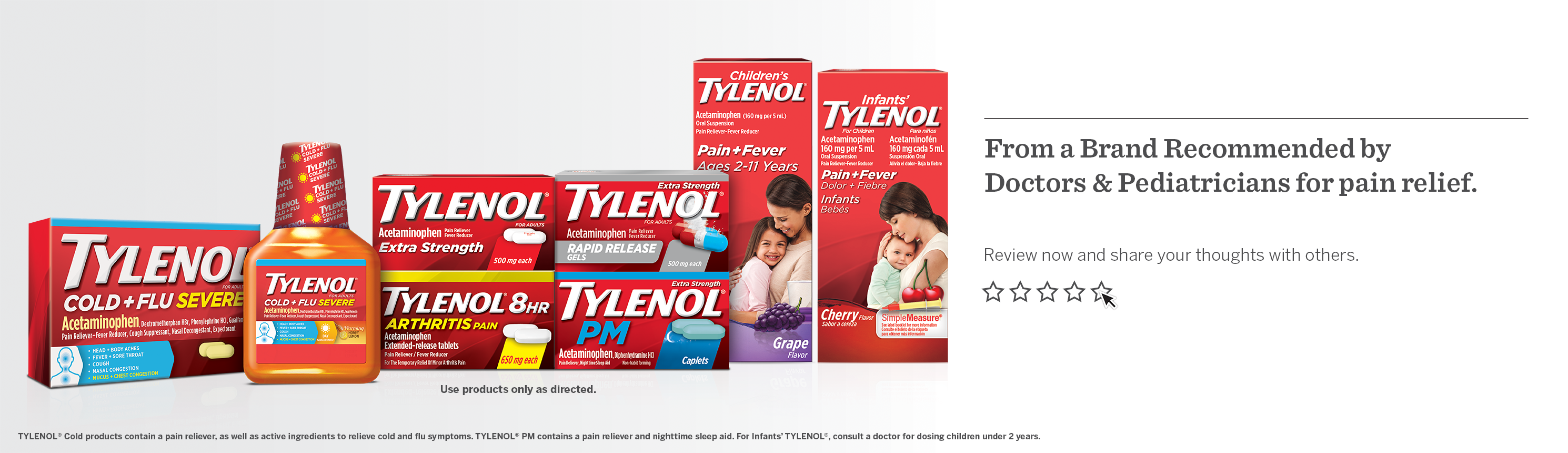 Headache & Pain Relief | TYLENOL®