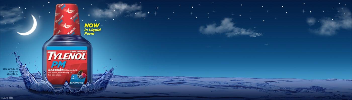 Nighttime Sleep Aid & Pain Relief Products | TYLENOL®