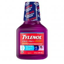 TYLENOL® Cold + Flu + Cough- Nighttime