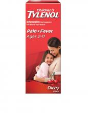Children's TYLENOL® Oral Suspension (suspensión oral)