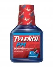TYLENOL® PM Extra Strength Liquid