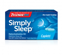 SIMPLY SLEEP® Nighttime Sleep Aid