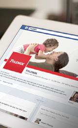 tylenol facebook page