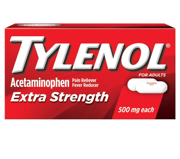 Tylenol Cold Sore Throat Extra Strength photo
